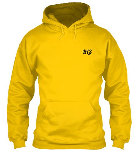 Bls Sun Yellow T-Shirt Front