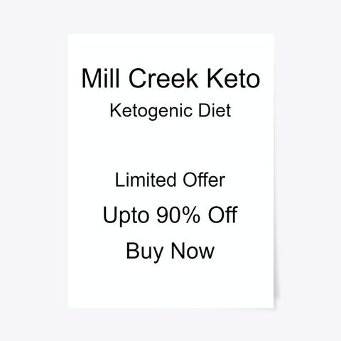 Mill Creek Keto | Reviews And Price? Standard T-Shirt Front