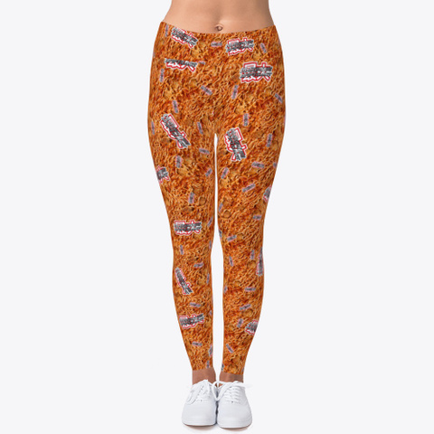 Maximum Driftcast Spaghetti Leggings Standard T-Shirt Front