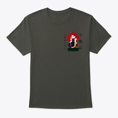 Fudo Shin Smoke Gray T-Shirt Front