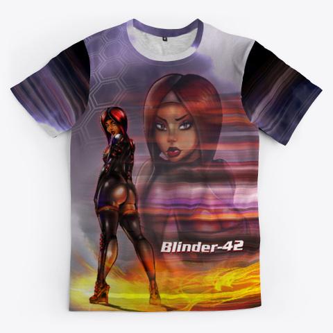 Blinder 42 Standard T-Shirt Front