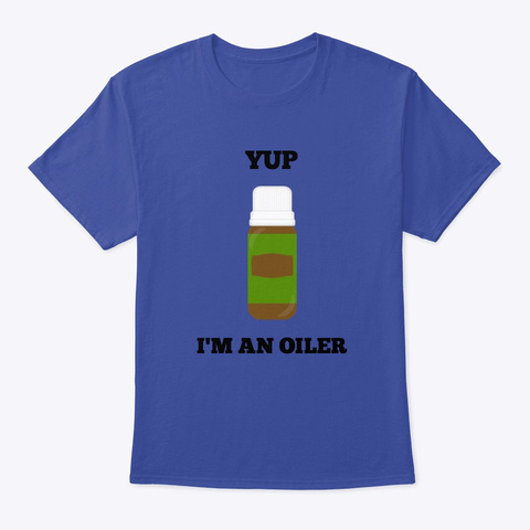 Yup im an oiler Unisex Tshirt