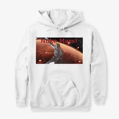 Great Nuke Mars tshirt and hoodies!
