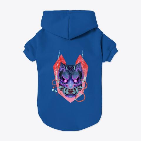 Image Not Opening Blue T-Shirt Back