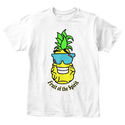 Kids T Shirt White T-Shirt Front