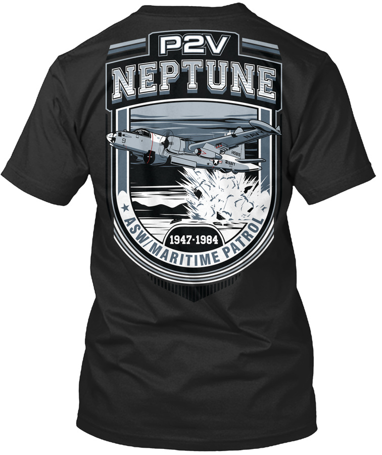 P2V  NEPTUNE ASWMARITIME PATROL Unisex Tshirt