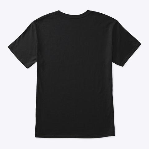 Santa Creeper Black T-Shirt Back