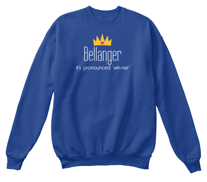 victoire Bellanger shirt à unisexe son standard forte sweat 6qw6vx80