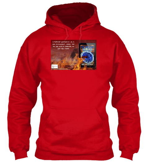 The Gateway Series Gear! Red Sweatshirt Front