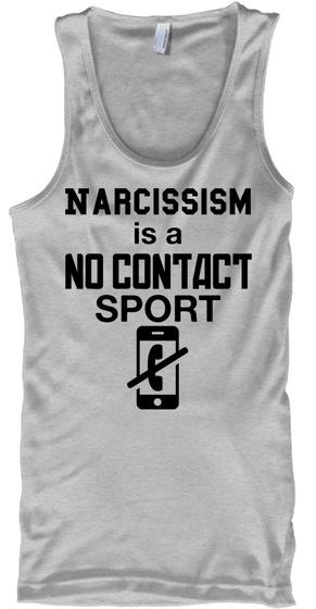 Empowerment Tees: No Contact Sport