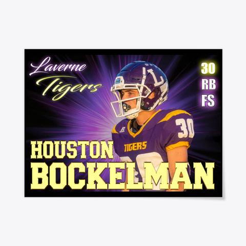 Houston Bockelman Standard T-Shirt Front