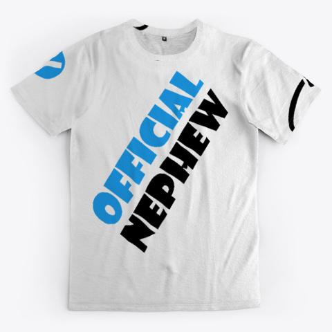 Official Nephew Tee Standard Camiseta Front