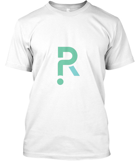 Pr White T-Shirt Front