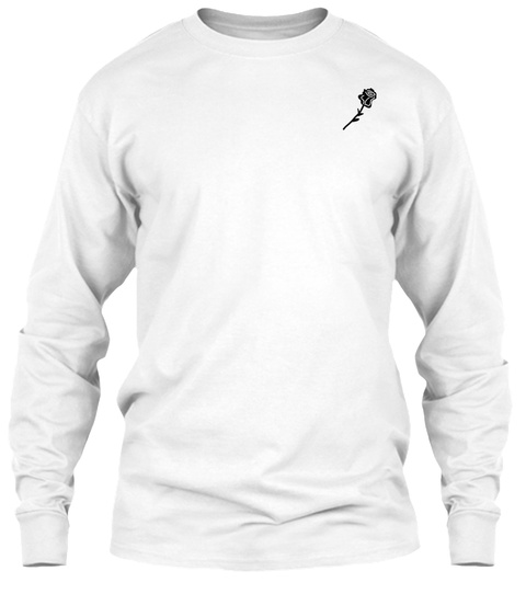 Rxse Tiger White T-Shirt Front