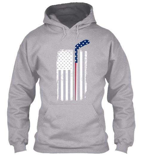 Hockey  Love Hockey Christmas 2020 Sport Grey T-Shirt Front