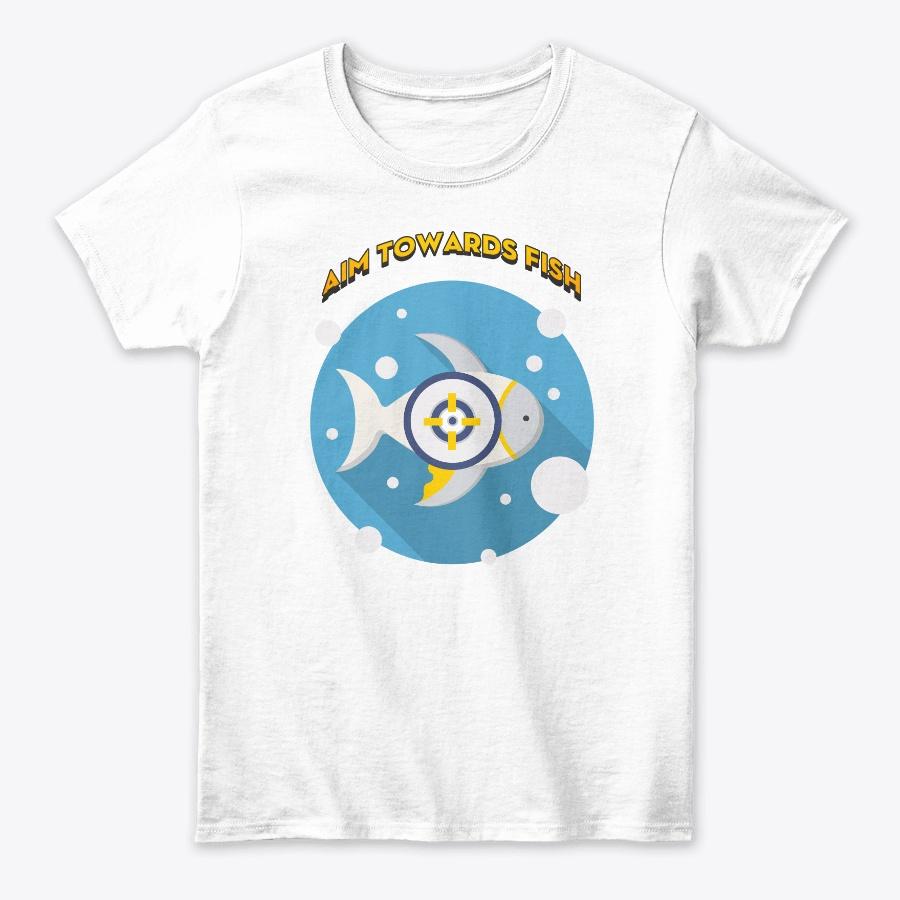 Aim Towards Fish T-shirt 2019 Hoodie Tshirt