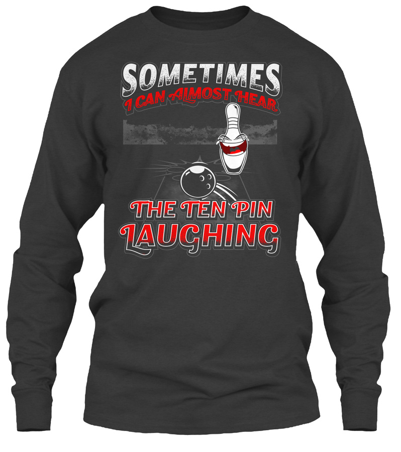 10 Pin Laughing - Special Editions Unisex Tshirt