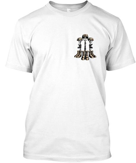 Dirtboyz White T-Shirt Front