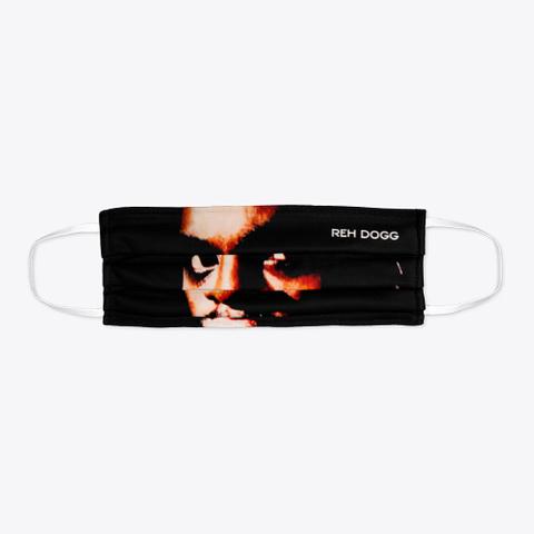 Reh Dogg Face Mask Standard T-Shirt Flat