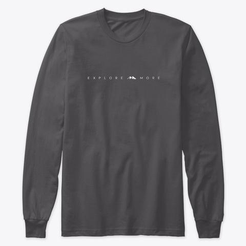 Explore More Heavy Metal T-Shirt Front