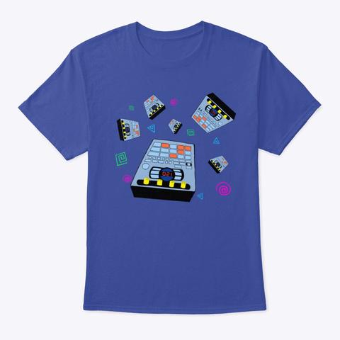 Sp 404 Love Deep Royal T-Shirt Front