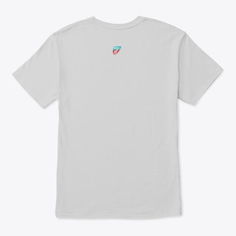 Virginia Destroyers Light Steel T-Shirt Back