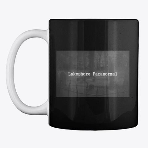 Lakeshore Paranormal  Black T-Shirt Front