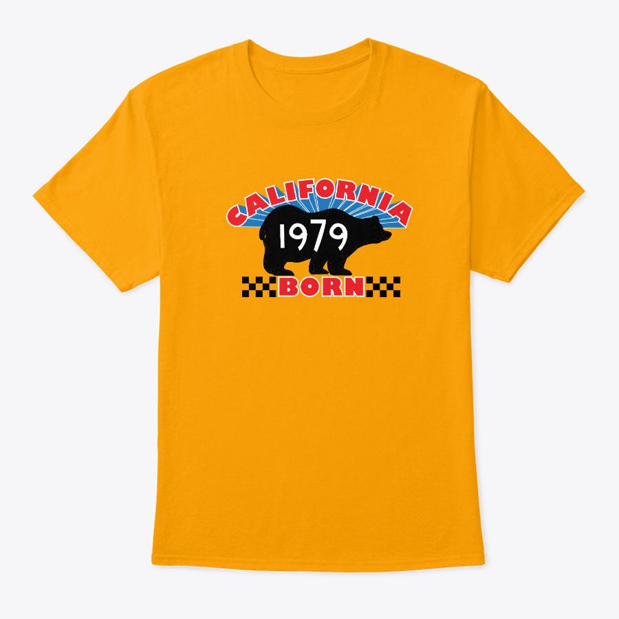 1979 California Born Unisex Tshirt