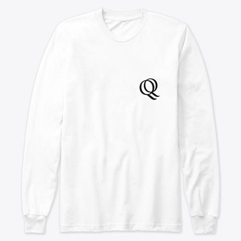 Qilla Quilla White T-Shirt Front