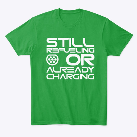 E Mobility In December Iii Kelly Green T-Shirt Front