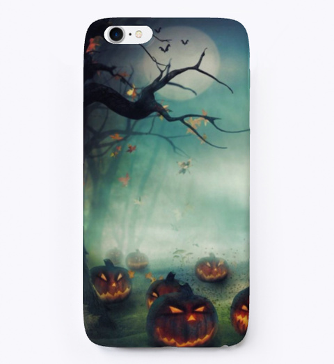 #Best Halloween  I Phone Cases In 2017  Black T-Shirt Front