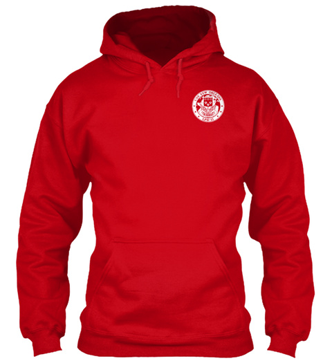 Limited Edition!!! Not Sold In Stores Red Sweatshirt Front