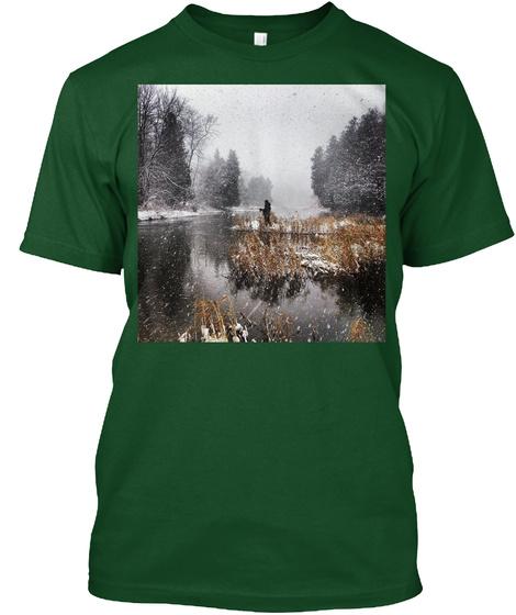 Okto5 Deep Forest T-Shirt Front