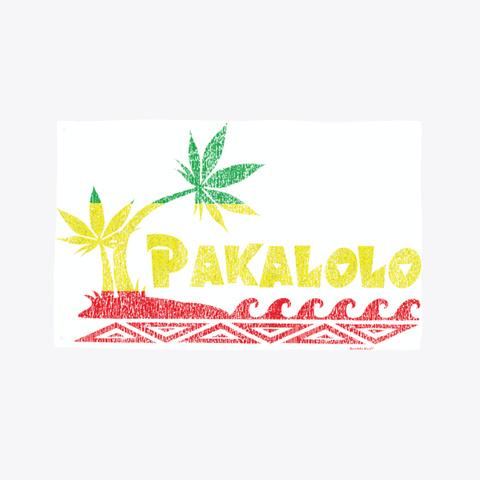Pakalolo Flag Standard T-Shirt Front