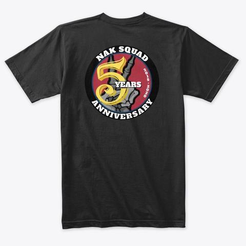 Image Not Opening Vintage Black T-Shirt Back