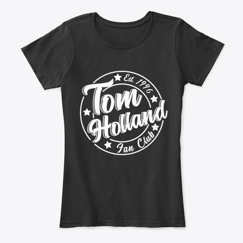 02 Tom Holland Fan Club Unisex Tshirt