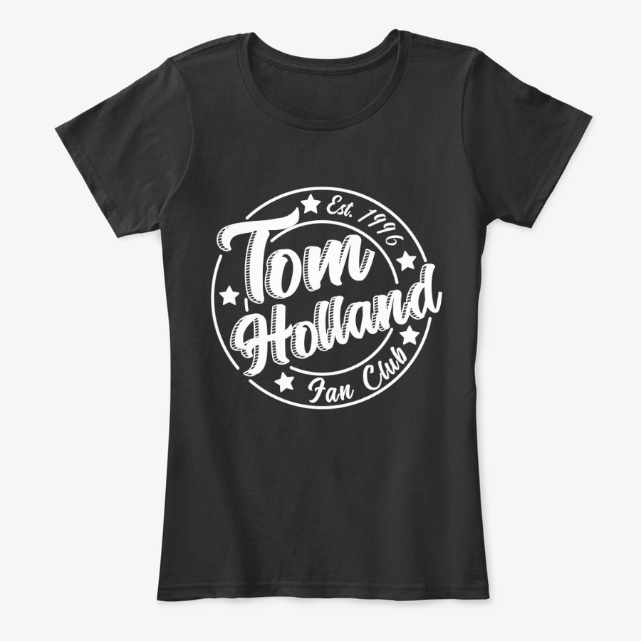02 Tom Holland Fan Club Unisex Tshirt