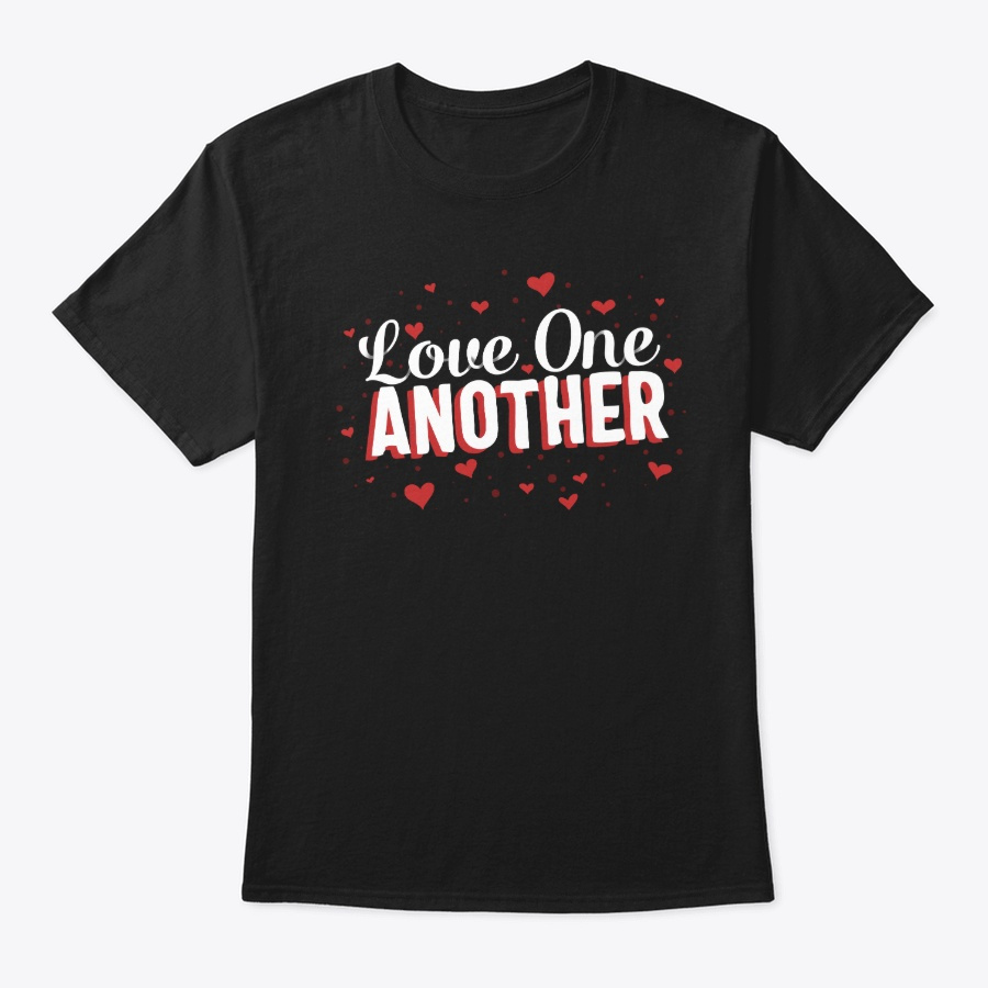Love One Another Valentines Day Christian Long Sleeve T Shirt Royal Up To 5XL
