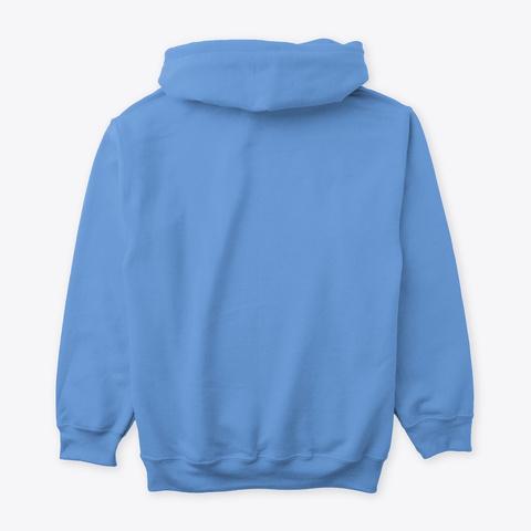 Oxtify Merch  Carolina Blue T-Shirt Back