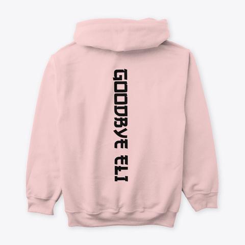 Froppy Light Pink T-Shirt Back