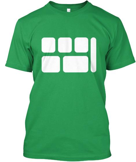Brigaid Kelly Green T-Shirt Front