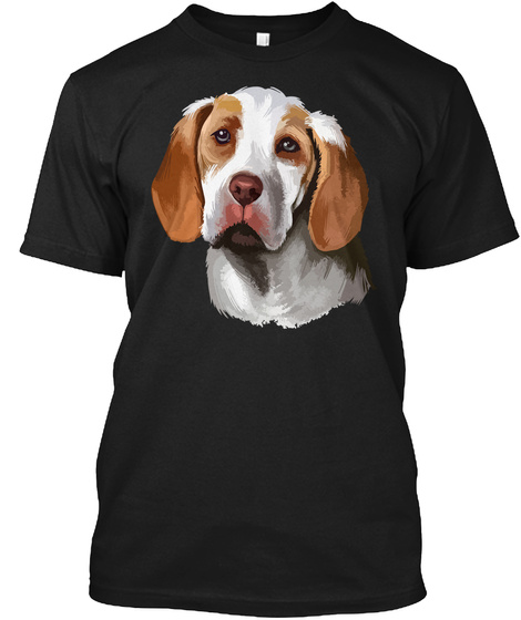 Ariege Pointer Dog Lover Gifts For Women Black T-Shirt Front