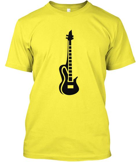 Black Color Guitar