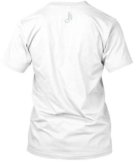 Emills2k19 White T-Shirt Back
