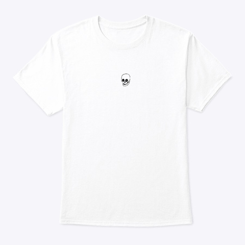 Crypt 6.4.19 White T-Shirt Front