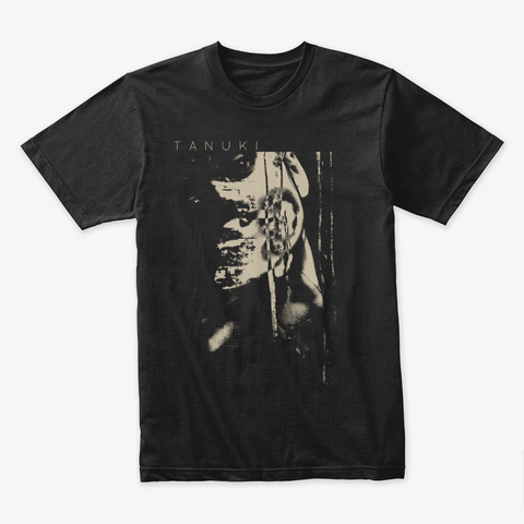 """""""The Witch"""" Tee Black T-Shirt Front"""