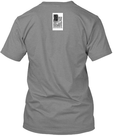 Don't Be Rick Premium Premium Heather T-Shirt Back