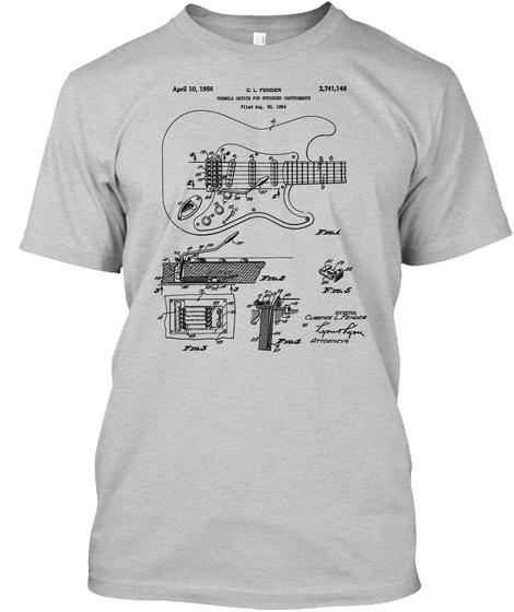 April 10 1956 Light Steel T-Shirt Front