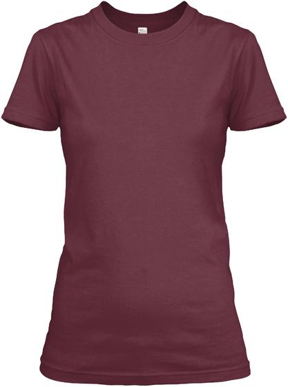 2017 Turkey Trials 2 Maroon Women's T-Shirt Front