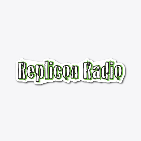 Replicon Radio Die Cut Standard T-Shirt Front